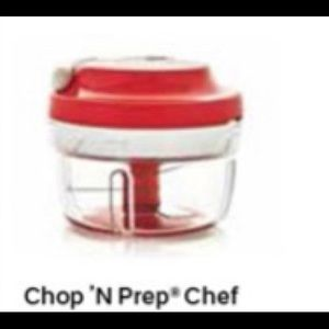 Chop and prep